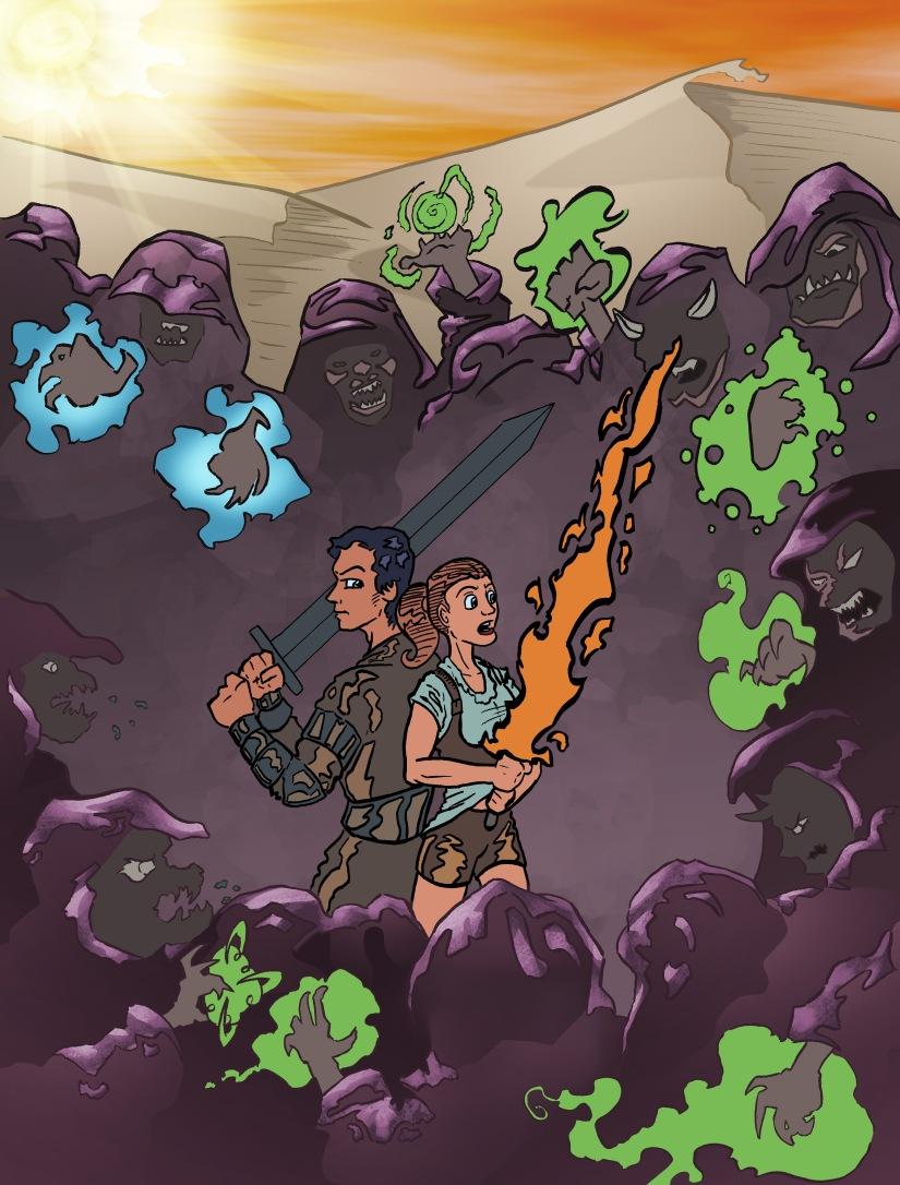 The Phoenix Element #1: Normality TwistedTrailer