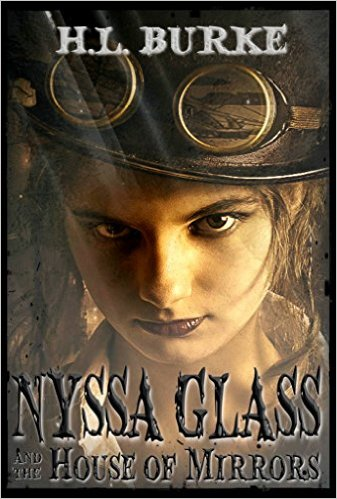 Quick Book Review | Nyssa Glass and the House of Mirrors