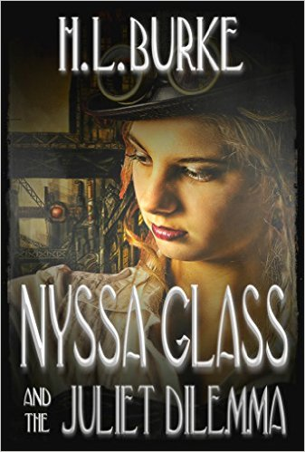 Quick Book Review | Nyssa Glass and the Juliet Dilemma