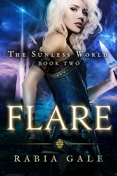 Blog Tour | Flare Book Cover Reveal