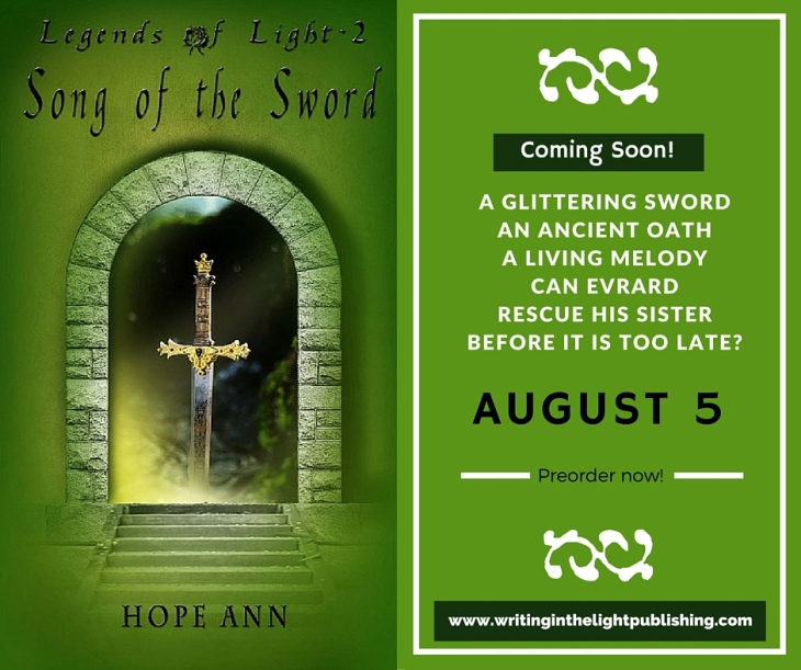 Song of the Sword August 2-4