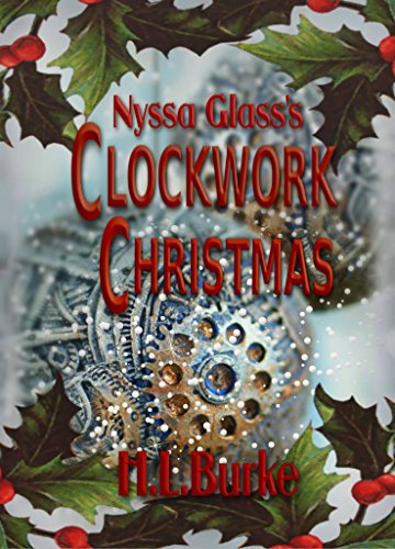 Quick Book Review | Nyssa Glass's Clockwork Christmas