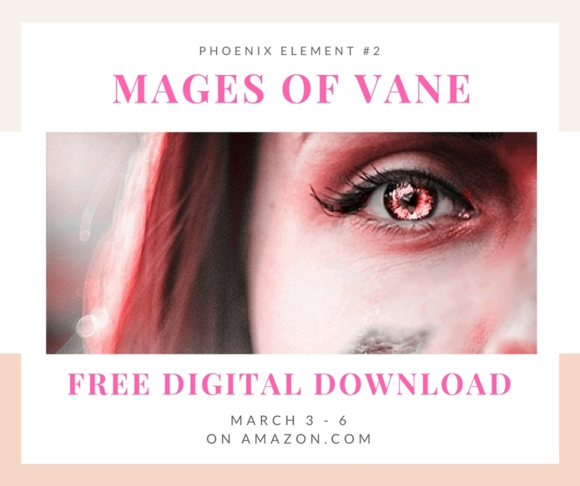 Get Your Free Copy of Mages of Vane