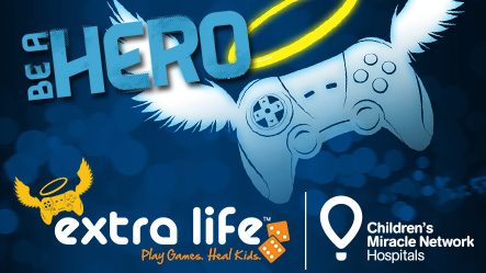 Extra Life Free BooksEvent